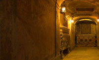 Katakomben & Untergrund Rom
