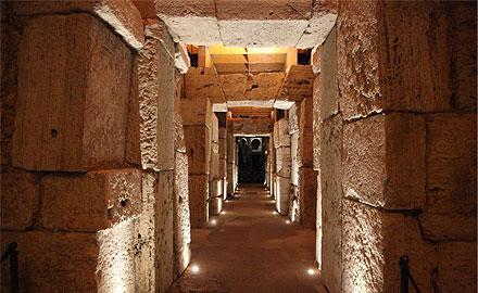 Rom Kolosseum - im Mondschein