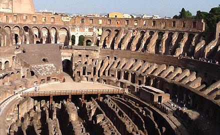 Kolosseum-Führungen Rom