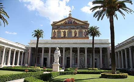 Rom-Führungen - in den Fußstapfen des Heiligen Paulus