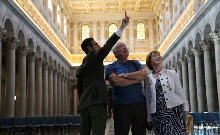 Rom-Führungen - Pilgerreise in den Fußstapfen des Heiligen Paulus