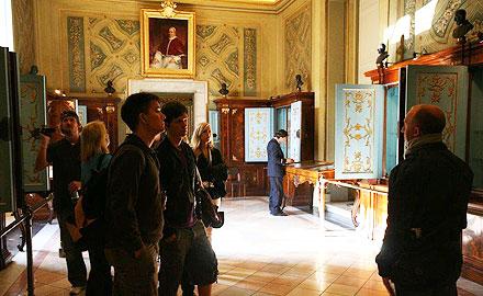 Private Vatikan-Führungen - Die Sixtinische Kapelle am frühen Morgen