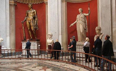 Vatikan-Führungen ohne Warteschlange - Die Sixtinische Kapelle am frühen Morgen