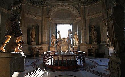 Vatikan-Führungen - Nach allen anderen in den vatikanischen Museen mit IWU